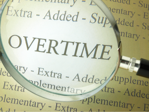 New Overtime Pay Threshold for Salaried Employees